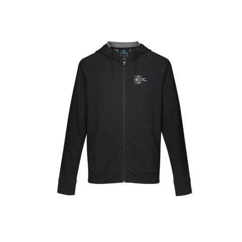 ETC Full Zip Tri-Mountain Hoodie