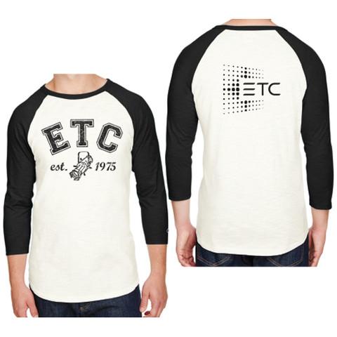ETC Champion Baseball shirts