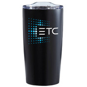 ETC Perfect Temp Stainless Tumbler - Black