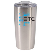 ETC Perfect Temp Stainless Tumbler - Silver