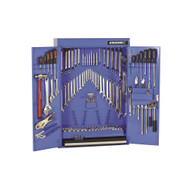 "Kincrome Tools Only - Tool Cabinet 204 Piece 1/4, 3/8 & 1/2"" Square Drive"