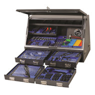 "Kincrome Tools Only - Upright Truck Box Toolkit 383 Piece 1/4, 3/8 & 1/2"" Square Drive"