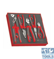 Teng Tools 15 Piece Plier Set - TED441-T