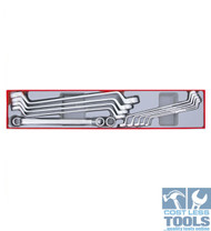 Teng Tools 11 Piece MM Double Ended Spanner Set TTX6311