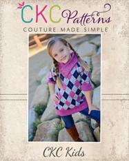 Sheridan's Sweater Dress and Top PDF Pattern