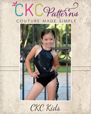 Ingrid's Incredible Leotard PDF Pattern