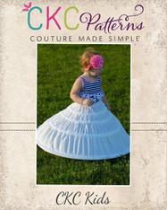 Henley's Hoop Skirt PDF Pattern