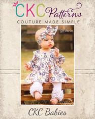Tawny's Baby Twirl Dress PDF Pattern
