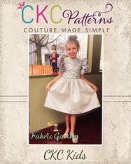 Linae's Lovely Little Dress PDF Pattern