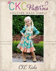 Marissa's Babies, Girls, Tweens Perfect Peasant Dress PDF Pattern