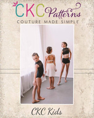 Canyon's Dance Costume PDF Pattern