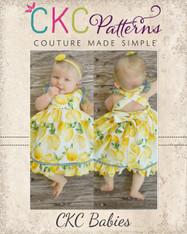 Avonlea's Babies Amazing Dress PDF Pattern