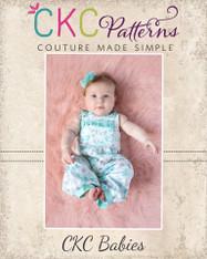 Desirae's Babies Romper PDF Pattern