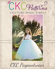 Lilac's Beauty Bodice Sizes 2T to 14 Girls PDF Pattern