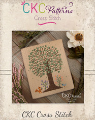 "4 Seasons ""Summer"" Cross Stitch PDF Pattern"