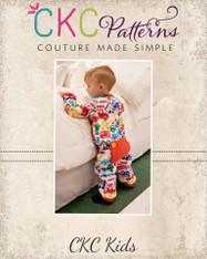Nickolas' Drop-Bottom PJ's Sizes 2T to 14 Kids PDF Pattern