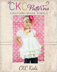 Shirley's Fabric Petti Top and Dress PDF Pattern