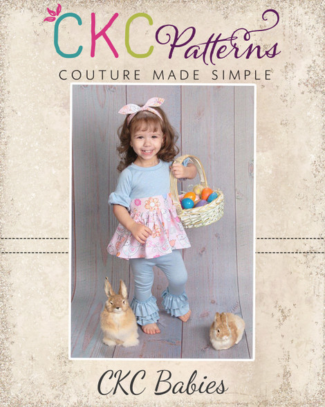 1dc42a154 Baby Kelsey s Boutique Ruffled Leggings PDF Pattern