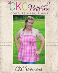 Amber's Simple Halter Top and Dress Sizes XS to 5X Women PDF Pattern