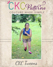 Summer's Tweens Sportswear Set PDF Pattern