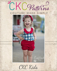 Rizzo's Retro Shorts PDF Pattern
