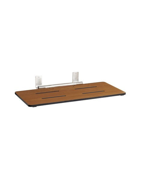 "Seachrome Rear-Hung 29"" x 16.5"" Folding Bathtub Seat 