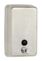 Seachrome 'CAL Series' Surface Mount Vertical Liquid Soap Dispenser - SCAL-126