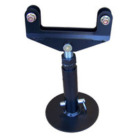 Short Adjustable Support Stands (6 - 15 inch) - Roll-A-Ramp