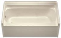 Aquarius AcrylX ™ Soaker Tub | 60L x 32.5D x 22.5H | Left Hand Drain |  G6032TOL
