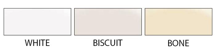 "Aquarius 60"" x 31"" | Barrier Free Gelcoat Shower | 5-Piece | 1"" Threshold - Drain Right - MP 6030 BF 5P 1.0 R"