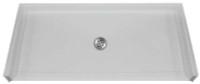 "Aquarius AcrylX™ | Barrier Free Shower Pan | Accessible Shower Base | 60"" x 31"" x 4.25"" | Center Drain | MPB 6030 BF .75 C , remodel shower pan, cheap shower base, discount shower base, low price shower base, best price shower base, tile shower base, accessible shower base, aging in place shower base, no threshold shower base, low threshold shower base, cheap shower pan, low price shower pan, discount shower pan, best price shower pan, accessible shower pan, shower base, shower pan, barrier free shower base, barrier free shower pan,"