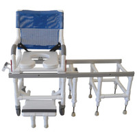 All Purpose Dual Shower/Transferchair (Must Be Used With Assistance)