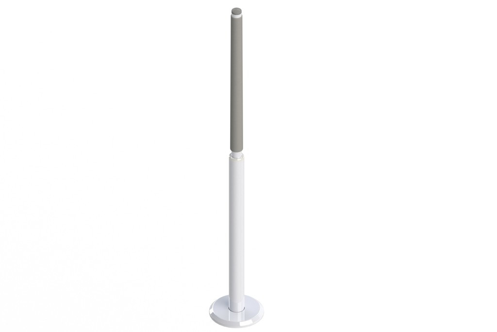 HealthCraft Advantage Pole Bariatric Portable 450lb. Capacity AR-AP-P-HD