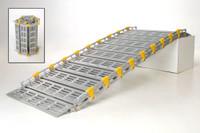 Roll-A-Ramp 18'x26'' Ramp A12617A19
