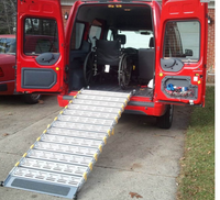 Roll-A-Ramp® | 13' x 30'' | Aluminum Ramp | A13012A19 ,  cheap ramp, low price ramp, discount ramps, best price ramp, wheel chair ramp, value ramp,  quality ramp, aluminum ramp, safety ramp, roll a ramp, www.nationwidebath.com, Nationwide bath, safety & mobility, accessible ramp, home ramp, portable ramp, mobile ramp