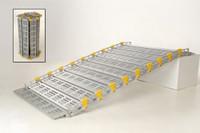 Roll-A-Ramp | 13' x 36'' | Aluminum Ramp | A13612A19, cheap ramp, low price ramp, discount ramps, best price ramp, value ramp, quality ramp, aluminum ramp, safety ramp, roll a ramp,