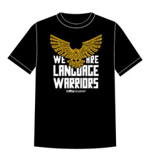 We Are Language Warriors T-shirt