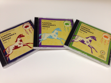 Lakota Children's Songs Gift Set (3 CDs)
