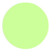 Lime Green (fluorescent) Candle Dye Chips