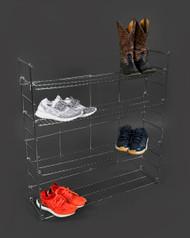 Skinny Free Standing Shelf