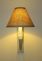 Burlap Lamp Shade (Shade ONLY)