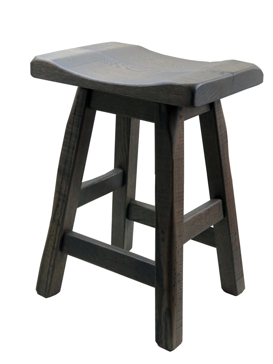 Prime Swivel Barnwood Bar Stools 30 Saddle Seat Multiple Colors Available Pdpeps Interior Chair Design Pdpepsorg