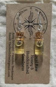 Honey Drop Earrings