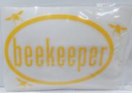 Beekeeper Decal Bumper Sticker
