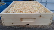 Pine Shavings not included unless specified at time of ordering.