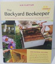 The Backyard Beekeeper Handbook by Kim Flottum