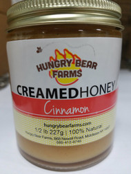 Creamed Honey, Cinnamon