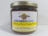 Creamed Honey, Blueberry