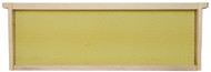 "6-1/4"" Grooved Top, Grooved Bottom Board Frame, Assembled w/ Yellow Plastic Foundation, Each"