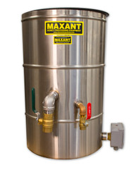Liquifier and Wax Melting Tank, 5 gal